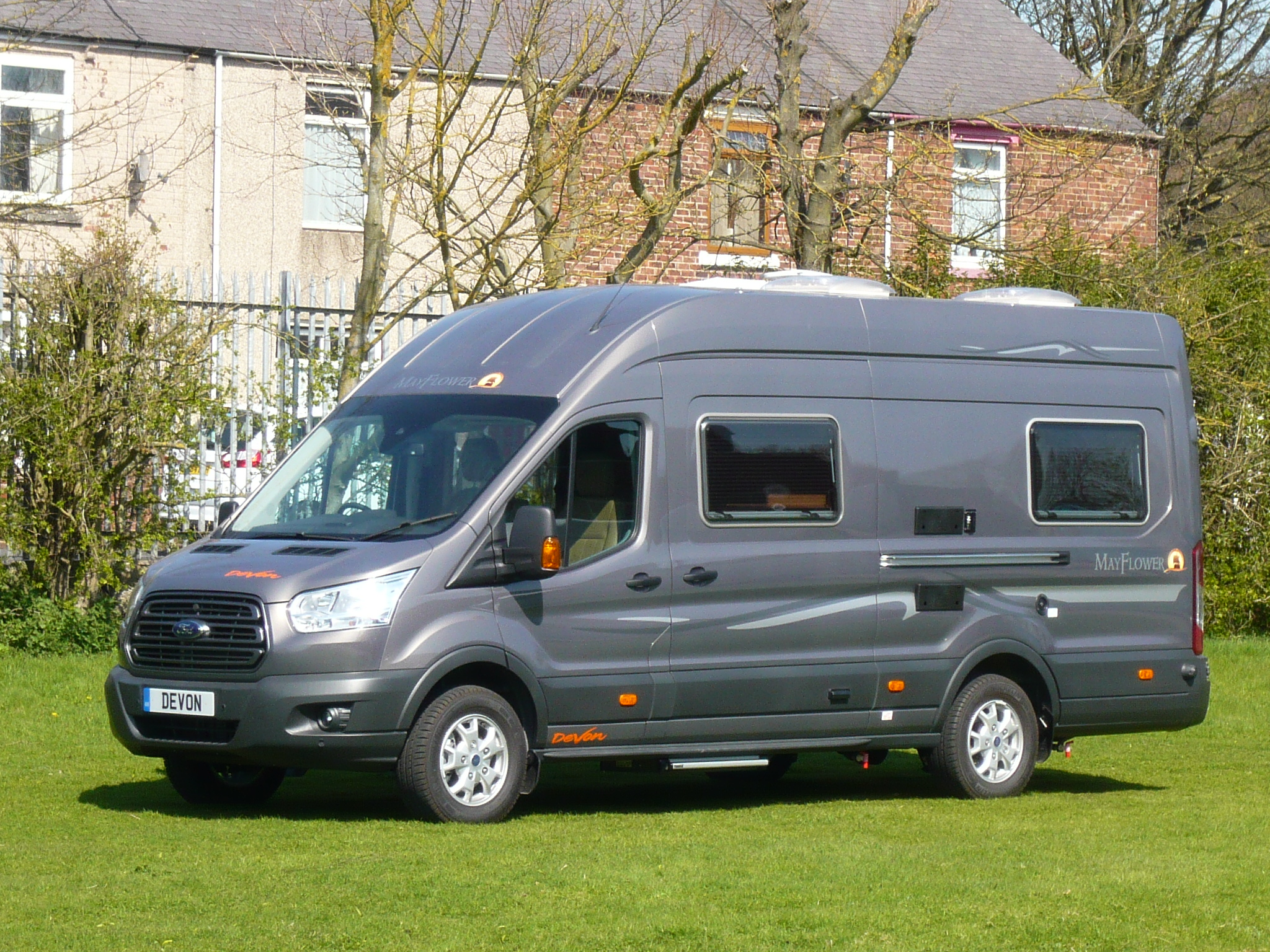 devon discovery ford transit. Black Bedroom Furniture Sets. Home Design Ideas