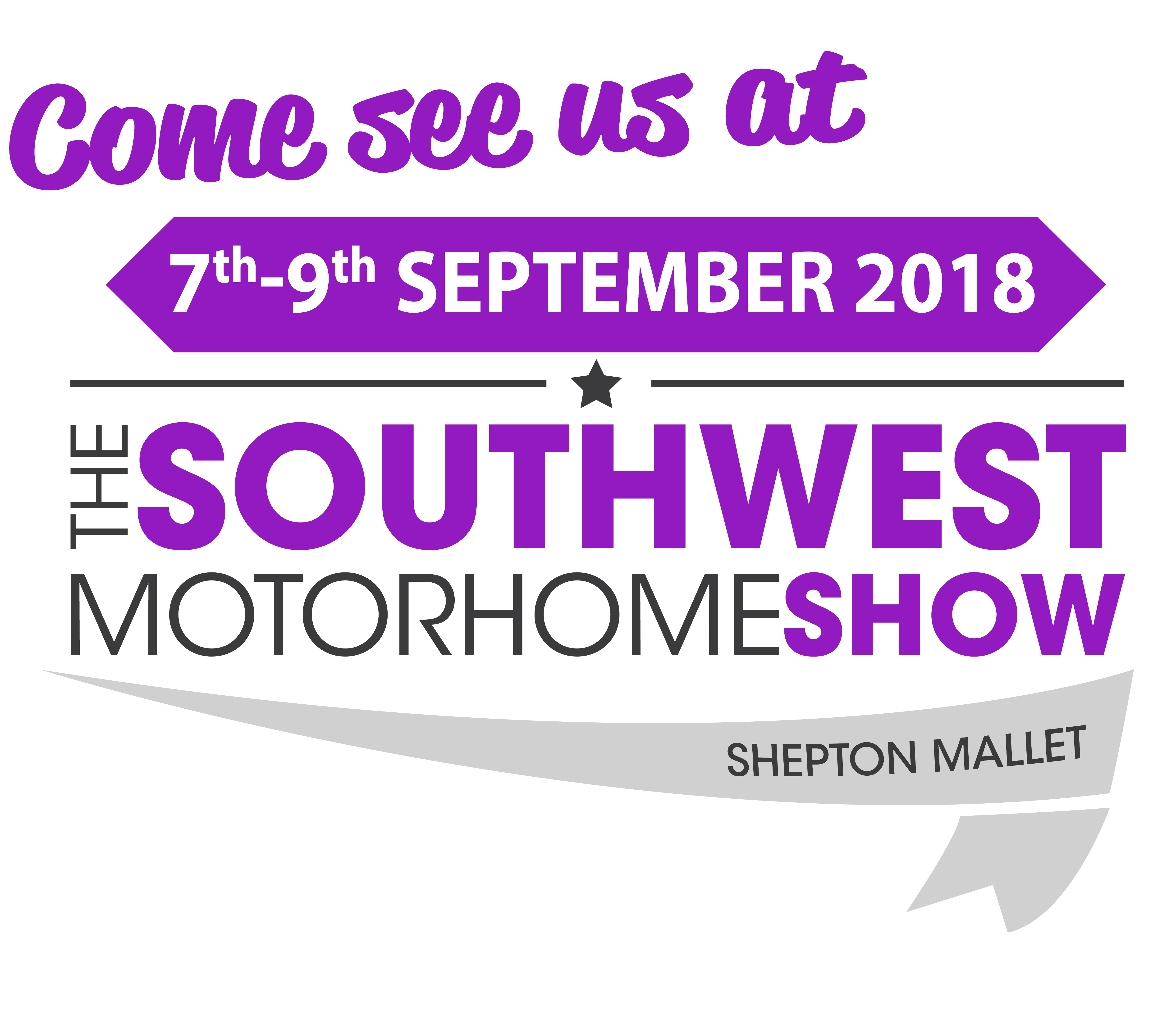 Next Show - Shepton Mallet 7th - 9th September 2018