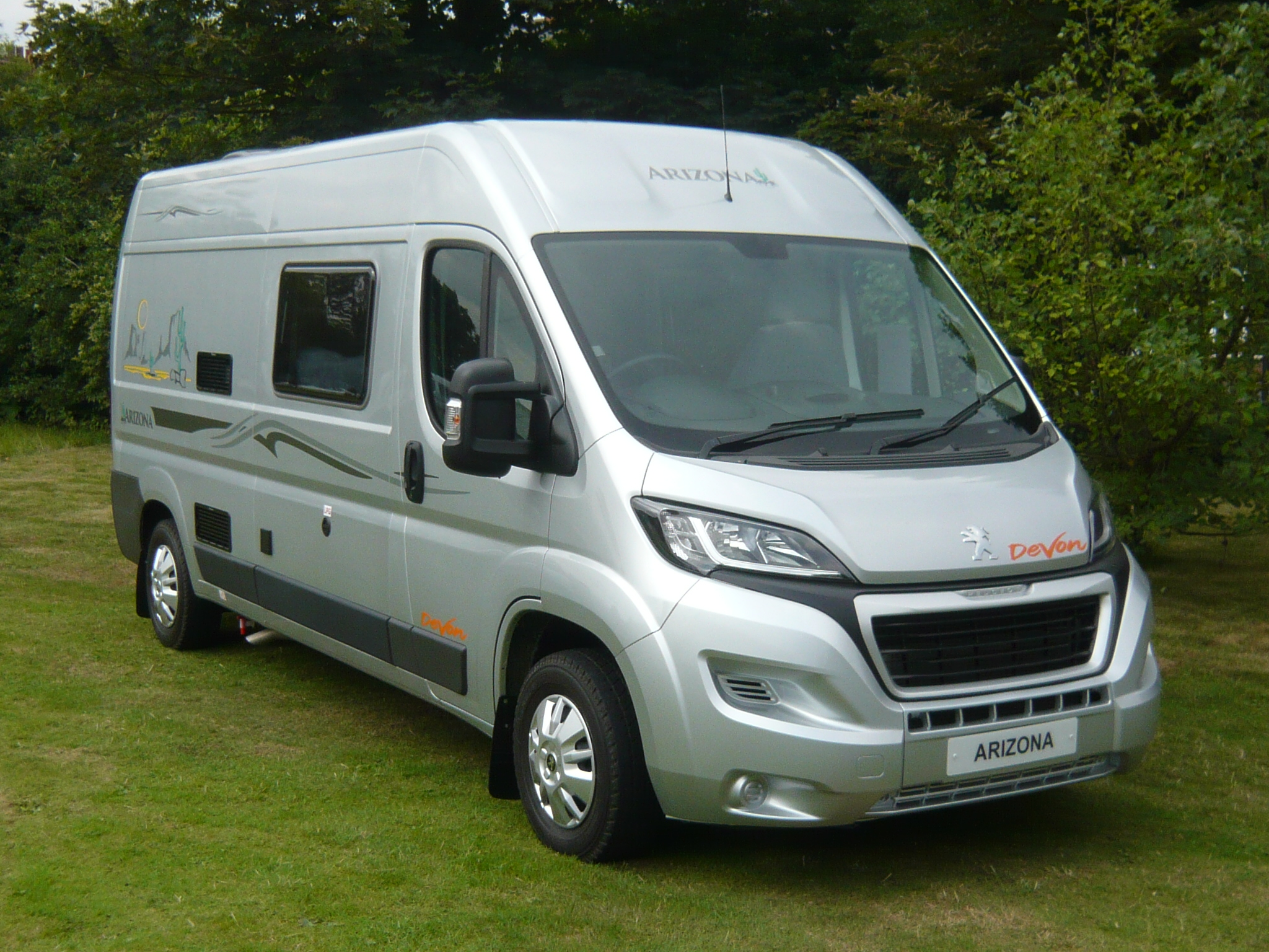 Practical Motorhome Magazine Review The Arizona