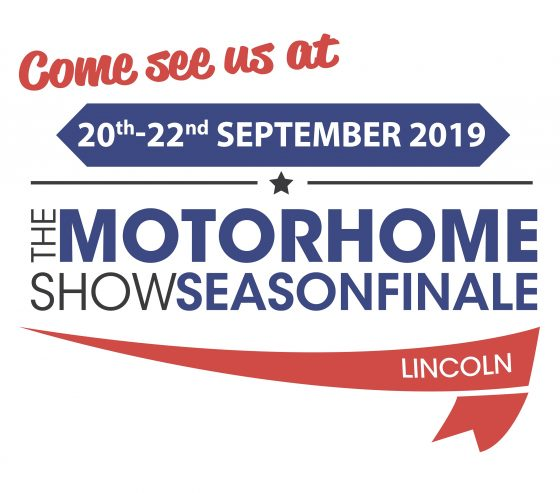 Next Show 20th - 22nd September 2019