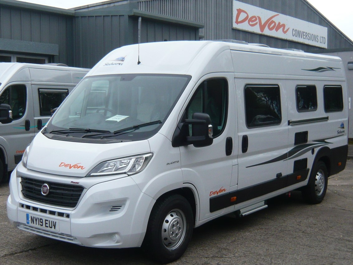 Devon Sahara 4 berth Manual